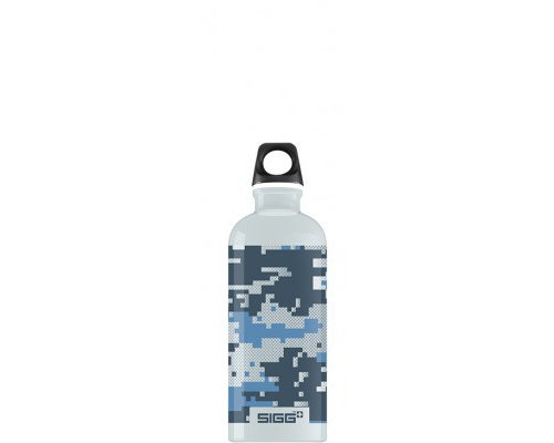 SIGG Camouflage 0.6L clear