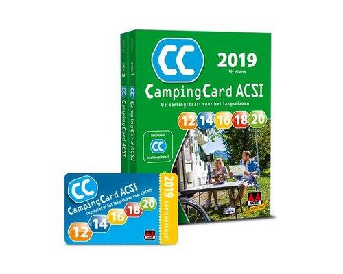 ACSI Campingcard 2019