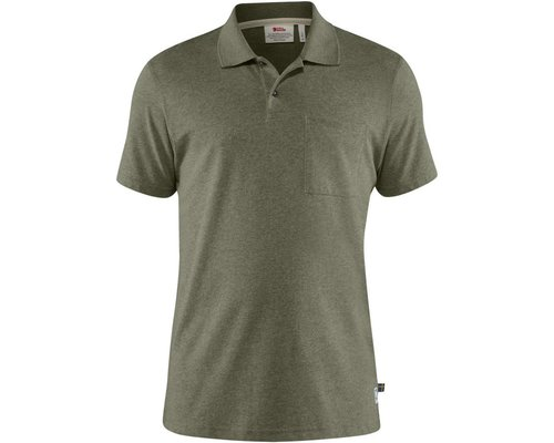 Fjallraven Greenland Re-Cotton Polo Shirt men