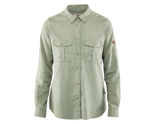 Fjallraven Övik Travel Shirt LS women
