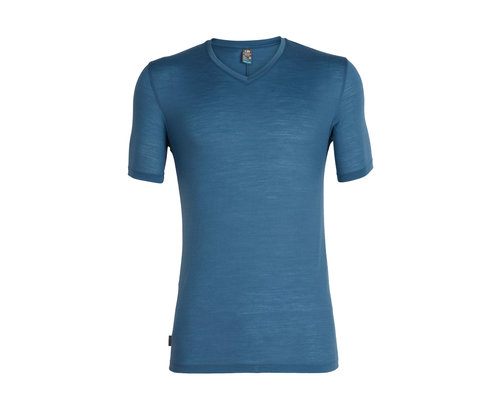 Icebreaker Solace SS V shirt men