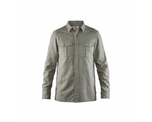 Fjallraven Övik Travel Shirt LS men