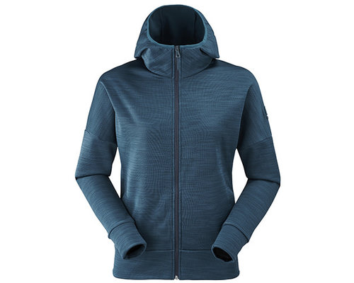 Eider Stream Fleece Hoodie women