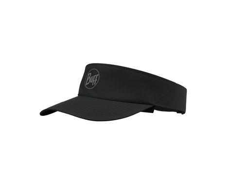 BUFF Visor R cap, solid black