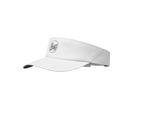 BUFF® Visor R cap, solid white