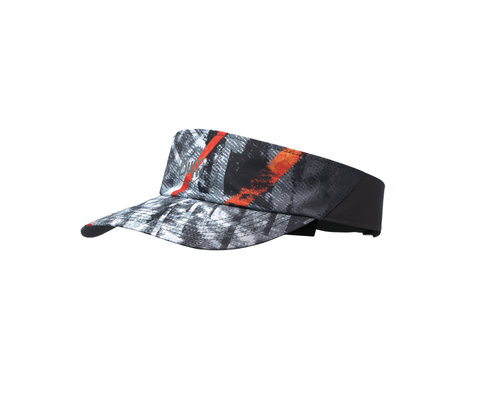 BUFF® Visor R zonneklep, city jungle grey