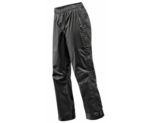 Vaude Fluid Full-Zip Pants S/S women