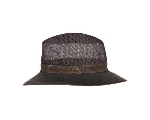 Hatland Tenmile Weathered Cotton Hat