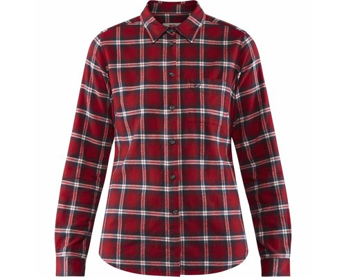Fjallraven Övik Flannel Shirt women