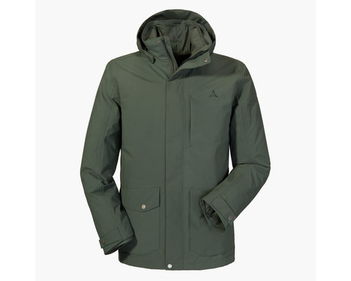 Schöffel 3in1 Jacket Triest3 heren