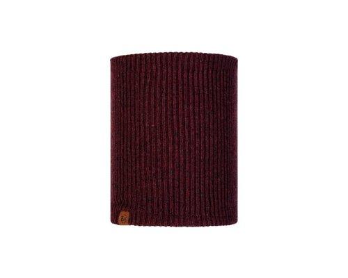 BUFF Knitted & Polar Lyne Maroon nekwarmer