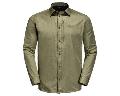 Jack Wolfskin Lakeside Roll-up Shirt men