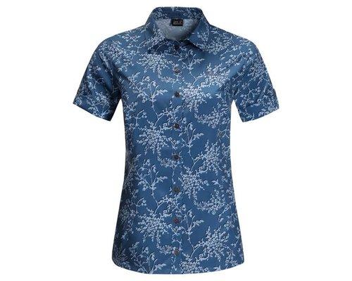 Jack Wolfskin Matata Print Shirt women