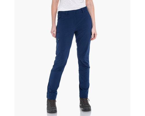 Schöffel Ascona Pants women, korte lengtematen