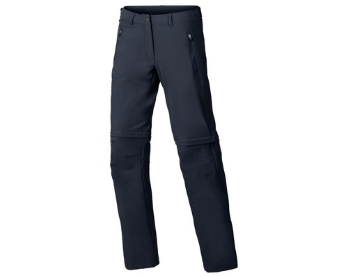 Vaude Farley Stretch ZO-T-Zip Pants women