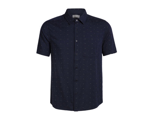 Icebreaker Compass Cool-Lite SS Shirt men