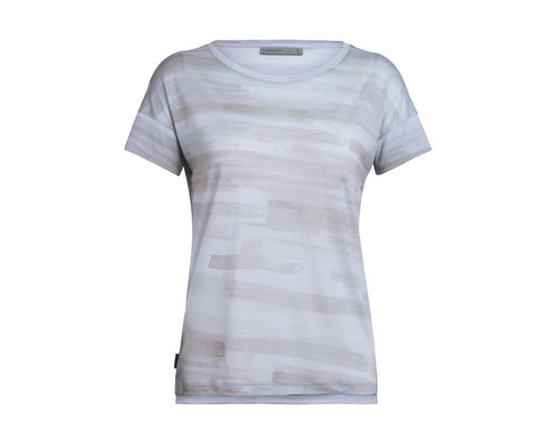 Icebreaker Via SS Scoop Shirt women