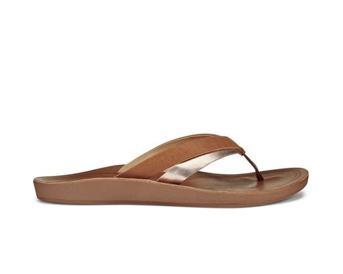 OluKai Kaekae slippers women