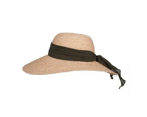 Hatland Ocillia Raffia Hat