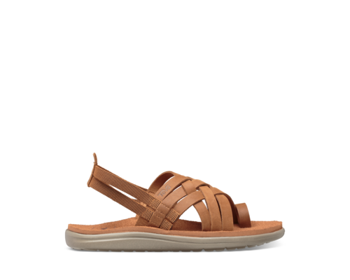 Teva Voya Strappy leather sandal women