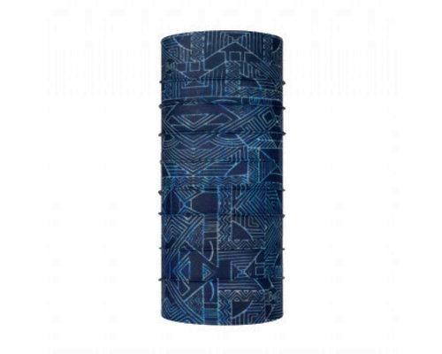 BUFF® COOLNET UV+ KASAI NIGHT BLUE - MULTIFUNCTIONEEL - ZONBESCHERMING
