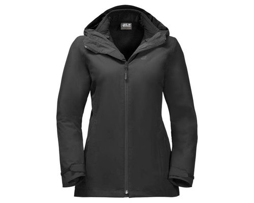 Jack Wolfskin Norrland 3in1 Jacket women