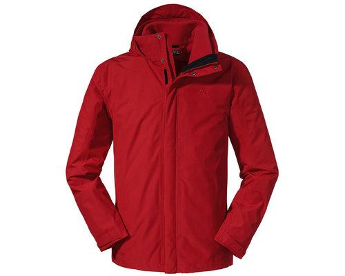 Schöffel 3in1 jacket Turin1 heren