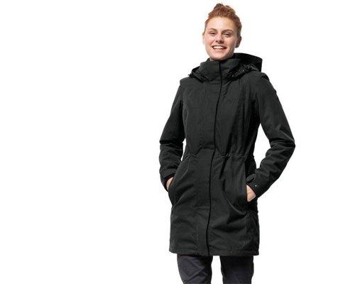 Jack Wolfskin Ottawa Coat women