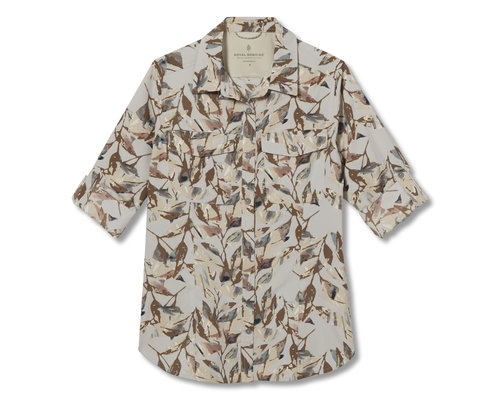 Royal Robbins Bug Barrier Expedition II L/S Print women