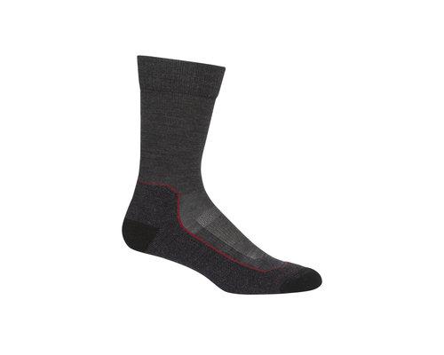 Icebreaker Hike+ Crew Light Cushion socks men