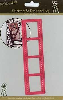 Hobby Idee Snij Mal Film strip