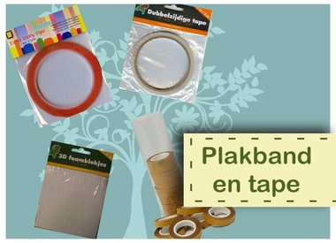 Adhesive tape and tape