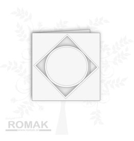 Romak Romak Card White 125 pieces
