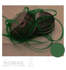 Central Craft Collection 3mm Organzalint Groen