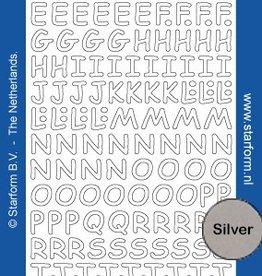 Starform Aufkleber Alphabet
