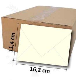 Romak Envelopes c6 Creme Romak