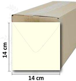 Romak Envelopes Square Creme Romak
