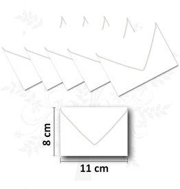 Enveloppes d'affaires 25 pièces