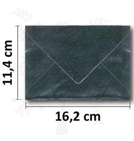 C6 enveloppe Argent