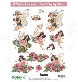 Romak 3D vel Romak Ritva's Fairies