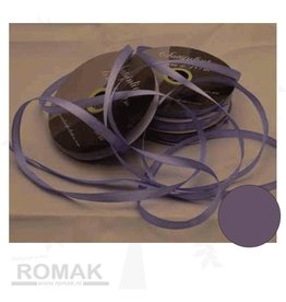 Central Craft Collection 6mm Satin Ribbon Lilac