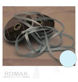 Central Craft Collection 3mm Satin Ribbon Baby Blue