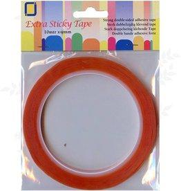 Je Je Produkt Double sided tape extra strong 12 mm