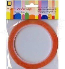 Je Je Produkt Double sided tape extra strong 3 mm