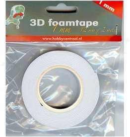 Hobbycentraal Mousse 3D Bande 1.0mm
