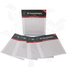Hobbycentraal Foam pads 1mm