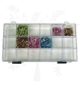 Hobbycentraal Bead Bowl 18 small compartments
