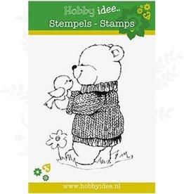 Hobby Idee Stempel Bären