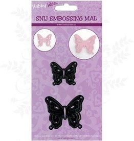 Hobby Idee Cut Mal Butterflies 2 pcs