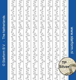 Starform Rand Glitter Stickers